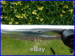 Cotic FlareMAX 132 V2 frame, silver, size medium