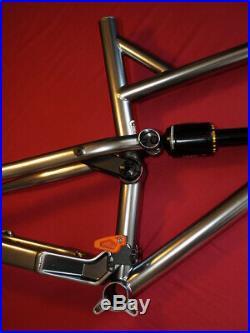 Cotic Flare Max 2019 Longshot Frame Large + Cane Creek DB Inline Shock 29 29er