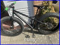 Coyote fatman fatbike small/medium 17.5 Inch Frame
