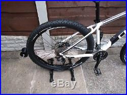 Cube Attention Mountain Bike 16 Frame Mint Condition Can Deliver Within 100 Mile