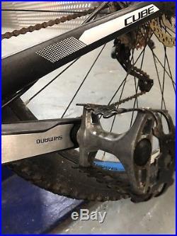 Cube LTD Pro 29er hardtail cross country mountain bike 21 inch large frame 2016