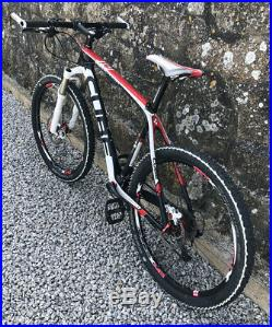 Cube Reaction GTC Pro Mountain Bike (20 Carbon Frame Large)