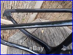 Cube Reaction GTC SL Carbon MTB Frame rockshox Reba forks 27.5 650b