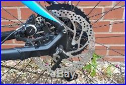 Cube Reaction Hybrid Race 500 2018 Electric Mountain Bike Hardly Used 18 Frame