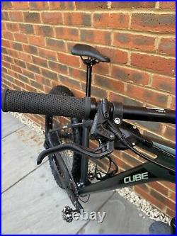 Cube Reaction TM Mountain Bike Hardtail (medium) 18 Inch Frame 2020