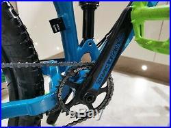 Cube Stereo 140 HPA 2017 Full Suspension Mountain Bike 22 Frame 27.5