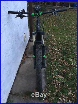 Cube Stereo Full Suspension 140 Hybrid Electric 2016 Mountain Bike 20 frame