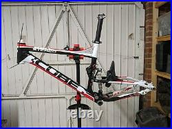Cube Stereo Pro Frame Size Large. Full suspension