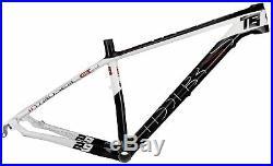 DBS Intruder T8 UD Carbon Mountain Bike Frame 29er White S 440mm/17 Inch