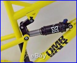 DMR Bolt MK2 Frame Freeride Trail DJ Dirt Jump Ex-Display