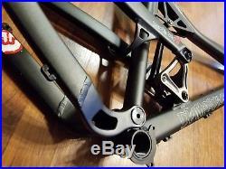 Diamondback Mission 3 Mountain Bike Frame XL No Shock 26 26er Knucklebox