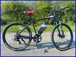 Electric Mountain Bike 36V 250W (New, High Quality Steel Frame)