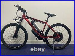 Electric Mountain Bike Mountain bike Mountain E-Bike 500w 17in Frame 26in Wheels