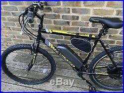 Electric Mountain Bike V Brake Alloy Frame MTB Bicycle 26 Wheel