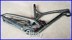 Evil Wreckoning Carbon frame. Great condition