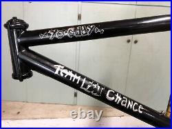 Fat Chance Yo Eddy Team 16 Frame, 26 Wheels, V Brakes
