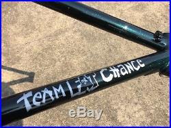 Fat Chance Yo Eddy Team mountain bike frame 16