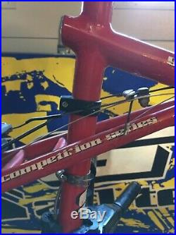 Filet brazed vintage GT Psyclone frame gt hadley hubs almost conplete