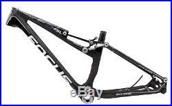Focus FSL Fully-Mountainbike Carbon Rahmen 40cm 26er, 165 mm-Dämpfer, PF 30