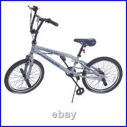 Freestyle BMX Bike NEW SPEED UNISEX 20 Inch Wheel 360Gyro 15.5 Inch Steel Frame