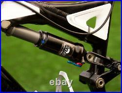 Full Suspension Mountain Bike Specialized Enduro 2011 10 Speed Small Frame