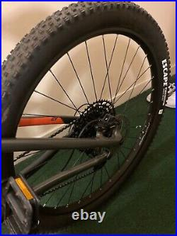 Full suspension mountain bike Norco Fluid fs 3 2020 framemedium, wheels29