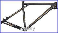 GT ZASKAR 100 Team Carbon Mountain Bike Bicycle Frame Black XL 29