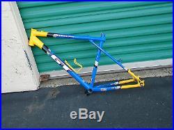 GT ZASKAR Team edition 2001 Easton frame Made in USA