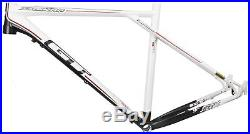 GT Zaskar 9R Sport Alloy Mountain Bike Bicycle Cycling Frame Black White XL 29