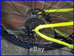 GT Zaskar Elite medium hardtail MTB BRAND NEW frame + used components