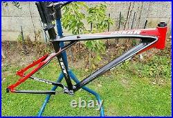 GT Zaskar Expert Carbon FRAME 20 Large Hardtail Mountain Trail XC FR USA Bike