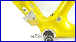 Gary Fisher Mountain Bike Frame Team Issue Olympic Gold Medal Replica Pezza 17.5