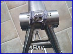 Genesis Altitude 2010 Titanium 26er MTB Frame Large 20.5'' With Hope Headset