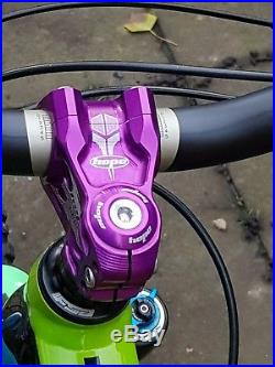 Giant Anthem 2 Sx 27.5 2016 mountain Bike 18 frame medium