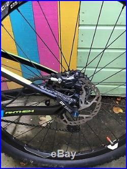 Giant Anthem 2 Sx 27.5 2016 mountain Bike 19 frame large