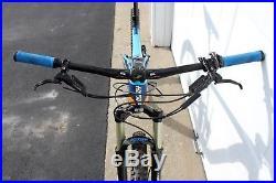 Giant Anthem Advanced SX 27.5 Carbon Large Mountain Bike Frame & Partial Build