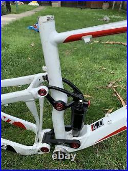 Giant Anthem X5 Full Suspension Mountain Bike Frame Small 16