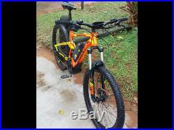 Giant Full E+ 1 2016 Electric Mountain Bike L Frame size