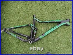 Giant Stance Mountain Bike Frame Xc Am Full Suspension Rockshox Shock