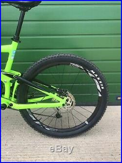 Giant Trance Mountain bike XC MTB Large frame Used Twice Full Suspension