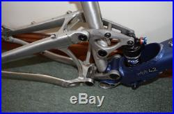 Giant Trance Mountain bike xc / trail / enduro frame 19.5 Fox Float RP3 Shock