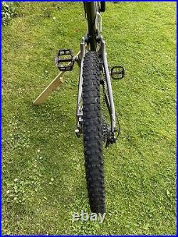 Giant Trance X1 Full Suspension Large Frame Mountain Bike