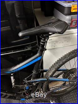 Giant Trance x3 2016 Full Suspension Mountain Bike with upgrades XL Frame