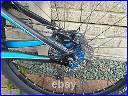 Giant anthem x full suspension medium frame 26 inch wheels