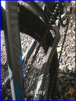 Giant reign medium mountain bike frame and shock only