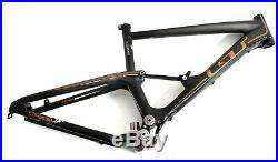 Gt Zaskar 100 9r Team Carbon Mountain Bike Frame 29 29er Black Large New