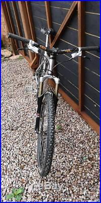Gt Zaskar LE 1996 Mountain bike Retro frame