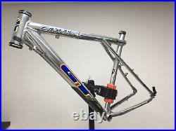 Gt Zaskar Le Frame Large Hardtail Mountain Bike Vintage Retro