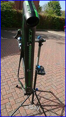 Gt zaskar carbon mtb Mountain bike hardtail frame large 2016 27.5 custom parts