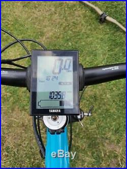 Haibike SDURO Full Nine 29er Electric Full Suspension Mountain Bike 18 Frame